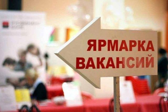 В регионе откроются ярмарки вакансий
