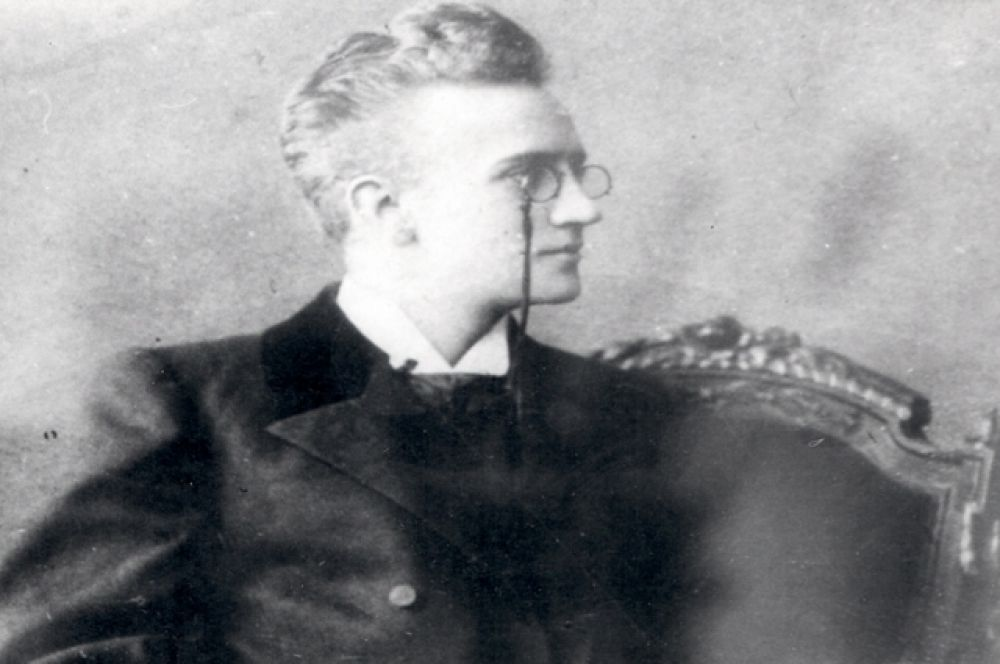 Качалов - артист.