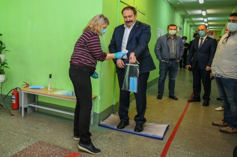 Премьер-министр Татарстана Алексей Песошин.