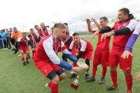 Надымчане в футбольном матче взяли Кубок губернатора