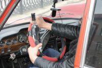 В Сорочинске двое пьяных мужчин угнали «Шевроле» и попали на нем в ДТП.
