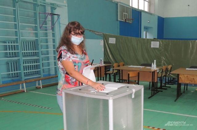 Жалоб на проведение выборов не поступало.
