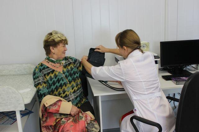Новые ФАПы приняли первых пациентов 9 сентября.