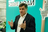 Председатель партии «Новые люди» Алексей Нечаев.