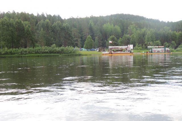 Во время сплава на Алтае погиб турист из Удмуртии