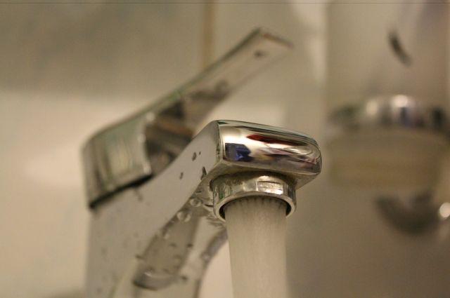 Подрядчик завершил строительство водопровода в Каскару более чем на 50%