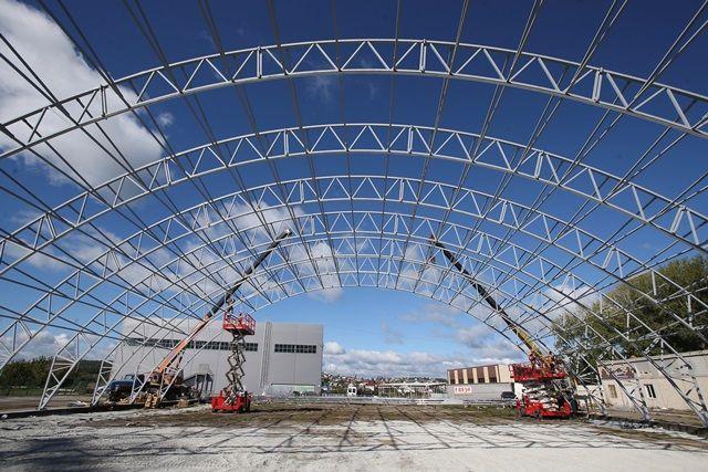 В 2022 году комплекс для занятий фигурным катанием и хоккеем уже откроется.