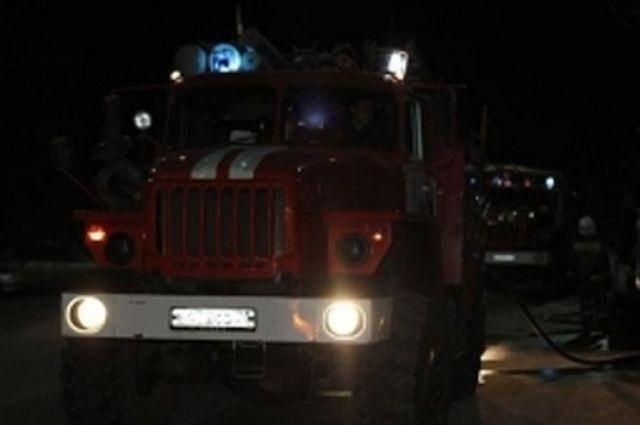Возгорания тушили в Дзержинском и Первомайском районах.