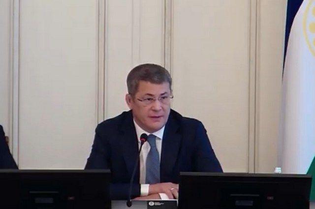 Глава Башкирии заявил, что прошедшая выборная кампания была «чистой»