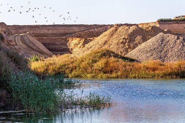 За незаконную добычу песка житель Башкирии заплатит 3,6 млн рублей