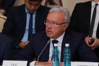 Губернатор верит в российскую вакцину от коронавируса.