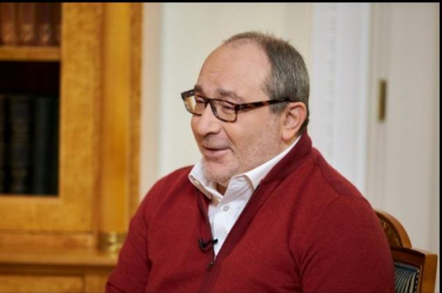 Мэр Харькова Геннадий Кернес госпитализирован с коронавирусом