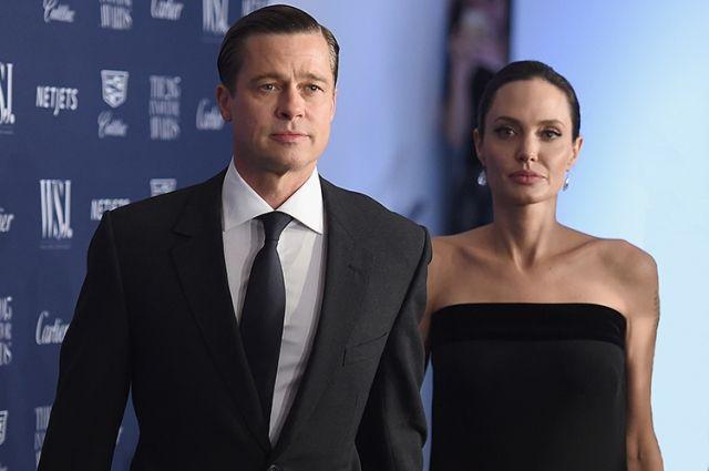 Брэд Питт будет судиться с Анджелиной Джоли, - СМИ
