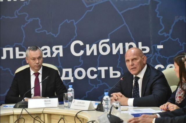 На выборах в Законодательное собрание региона и Городской совет депутатов Новосибирска безоговорочную победу одержала «Единая Россия».