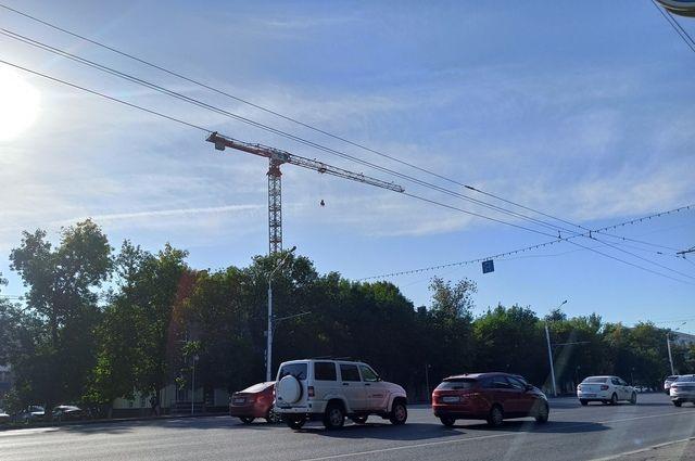 Глава Башкирии отменил строительство высотки рядом с домом с трещиной в Уфе