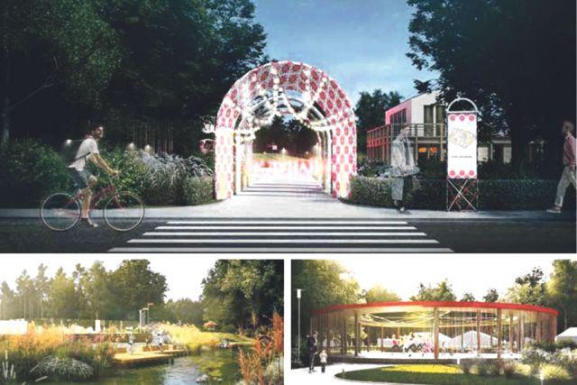Проект реновации городского сада Рассказово позволит создать современную и удобную зону отдыха.