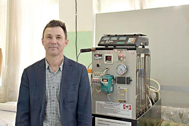 Александр Бритвин: «Мы очень тесно сотрудничаем с Региональным центром инжиниринга».