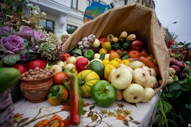 Сельскохозяйственные ярмарки пройдут в Уфе 19 и 20 сентября