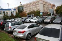 Парковка на улице Ленина в Тюмени станет платной