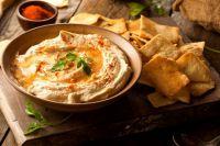 Хумус: пошаговый рецепт приготовления