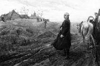 Картина художника Владимира Гаврилова «Александр Николаевич Радищев». 1950 г.