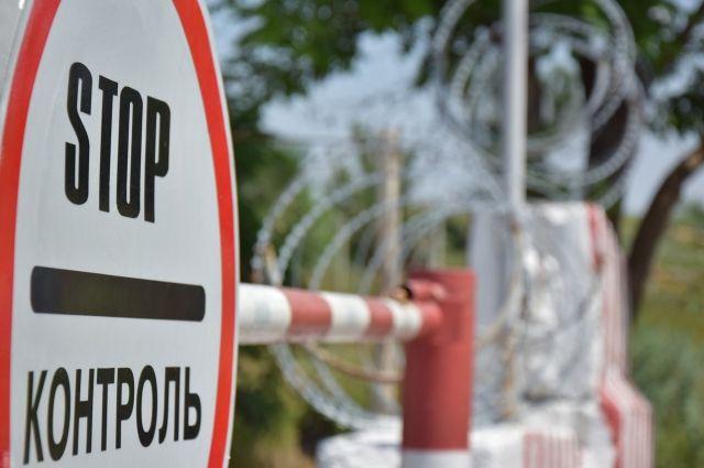 Кабмин закрыл КПВВ на границе с Беларусью, у которого находятся хасиды