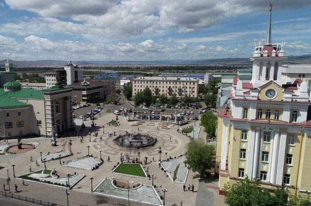 Жители Улан-Удэ не заметили кардинальных преобразований в республиканской столице.