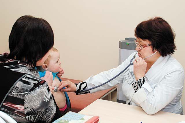 Вызвать врача на дом к больному ребёнку для многих пермяков оказалось проблемой.
