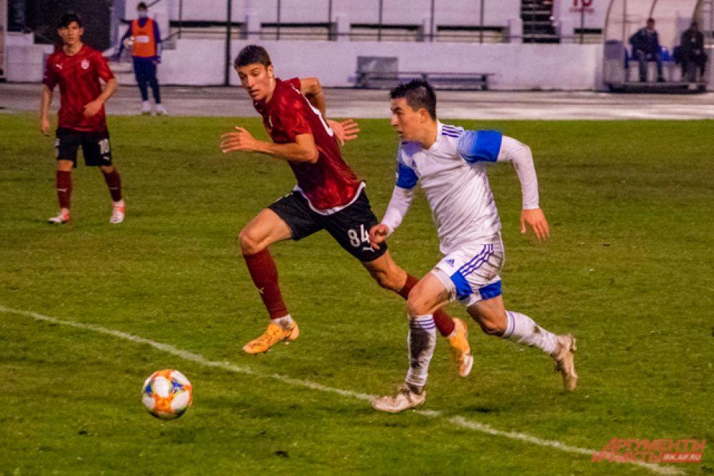 В итоге матч окончился со счётом 0:1 в пользу «Химок».