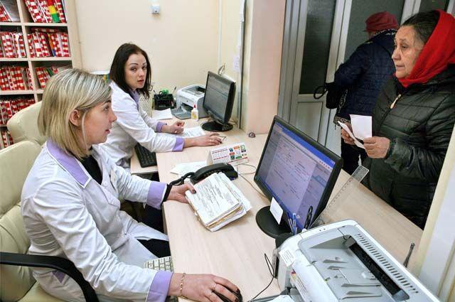 В Бузулуке изменён порядок приёма вызова врача на дом.