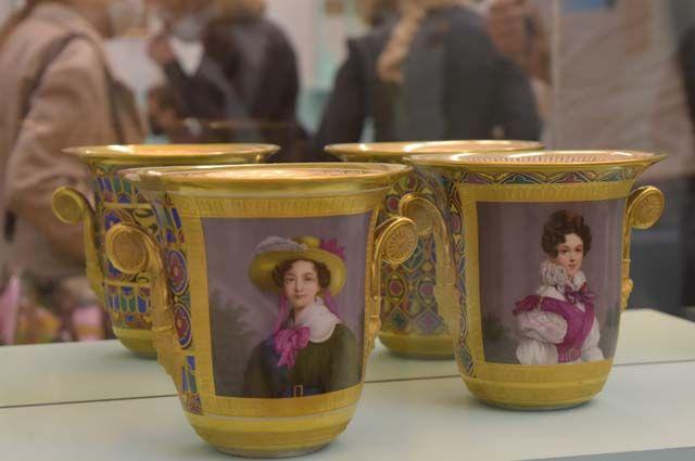 В Пермской художественной галерее проходит выставка «Наследие императоров».