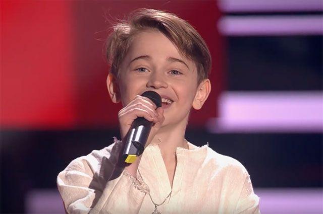 Оренбуржец Рутгер Гарехт прошел в финал «Детского Евровидения».