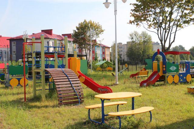 На улице Красной в Калининграде в ближайшее время откроется новый детский сад