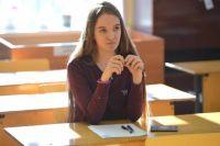 Тюменские школьники пишут всероссийские проверочные работы