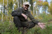Андрей Чертов: «Этой сосне семь лет»
