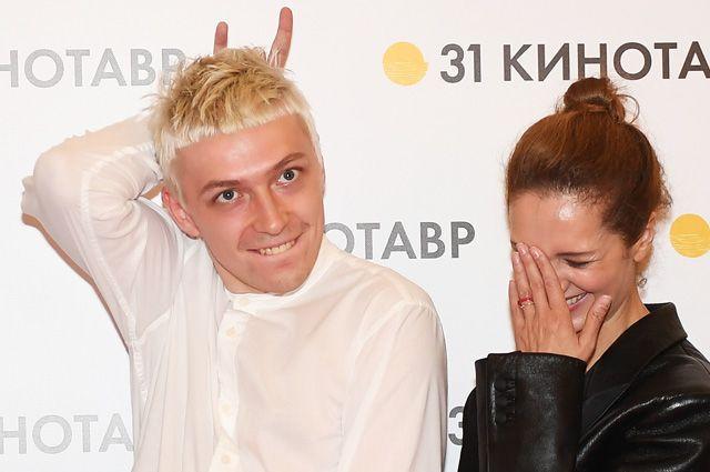 Актеры Александр Горчилин иВиктория Исакова.
