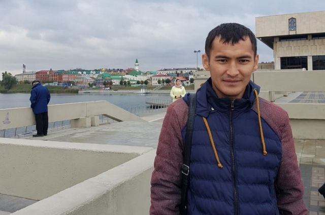 В Оренбуржье разыскивают 32-летнего Данияра Дузбаева, пропавшего 11 сентября.