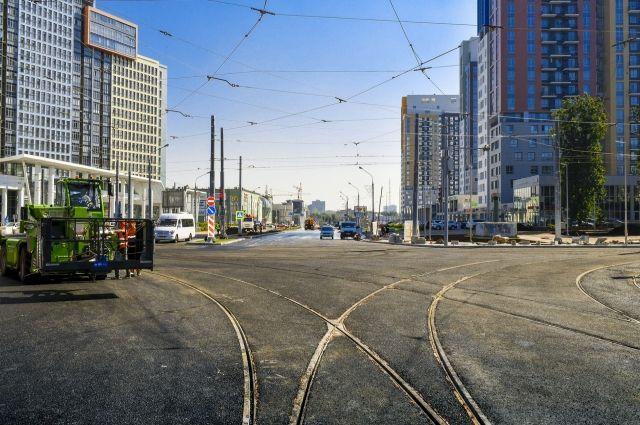 В этом году в городе привели в порядок ещё 1 миллион кв. метров дорог, это около 60 объектов.