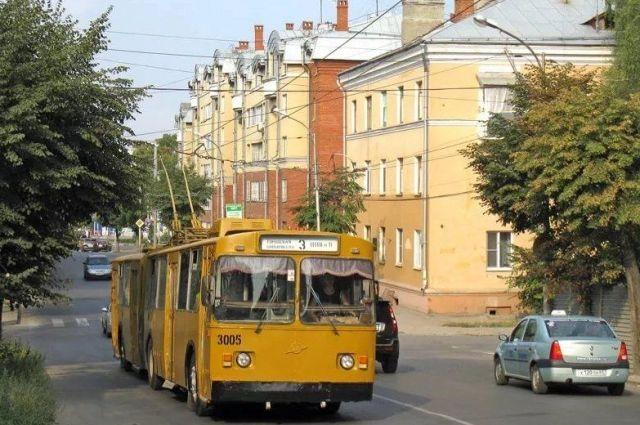 Убытки рязанского транспорта за полгода превысили сумму в 50 млн рублей