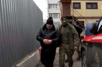 Арест Хасана Полонкоева, который, по версии следствия, возглавлял группировку, терроризировавшую полицейских