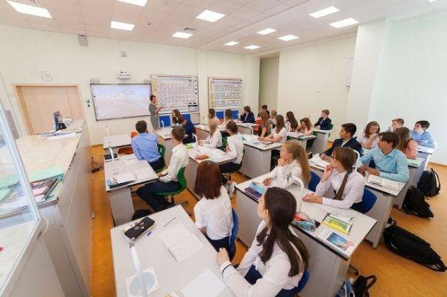 Тюменские школьники готовятся к всероссийской олимпиаде