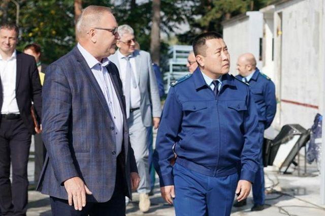Генпрокуратура проверила строительство дорог в Хабаровске