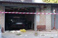 Самоубийство из-за депрессии: в Харькове мужчина подорвался на взрывчатке