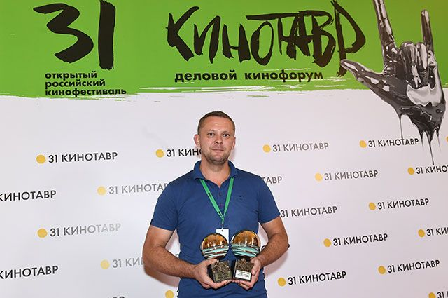Режиссер фильма «Пугало» Дмитрий Давыдов.