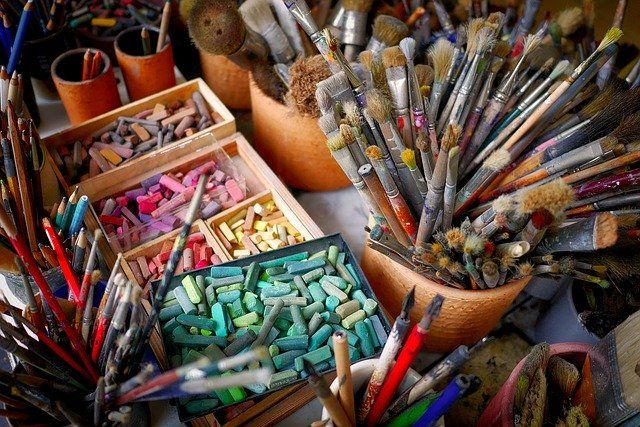 Ялуторовские волонтеры научат горожан работать с природным материалом