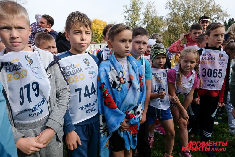 «Кросс нации 2020» в Перми.