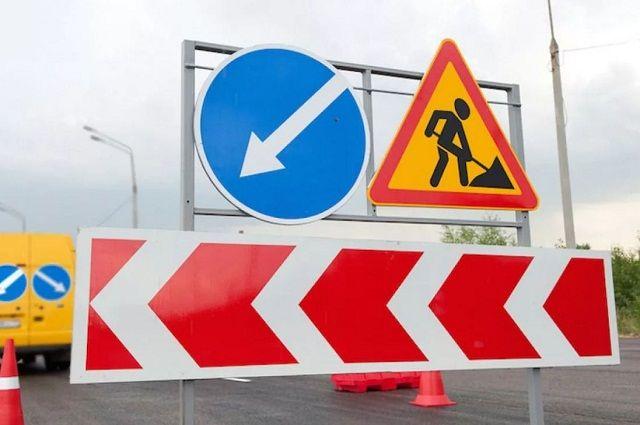 В Уфе почти на 3 недели перекроют движение на участке проспекта Октября