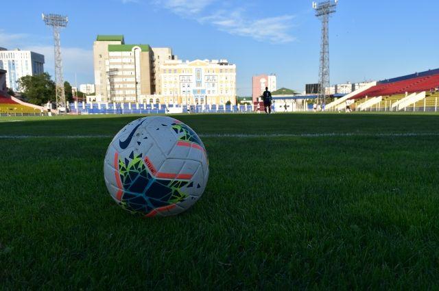 ФК «Оренбург» принимал на своем поле команду из Тольятти