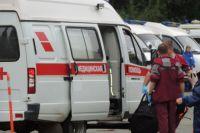 Инцидент закончился приездом бригады скорой помощи.