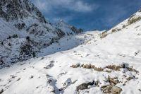 Турист из Удмуртии сорвался со скалы в Приэльбрусье